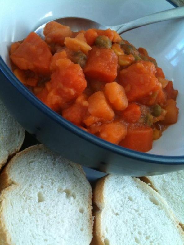 Brunswick Stew (Vegetable)
