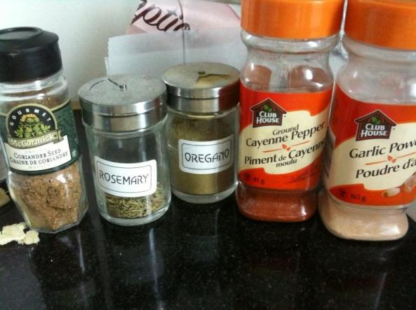 SPICES are the spice of life...