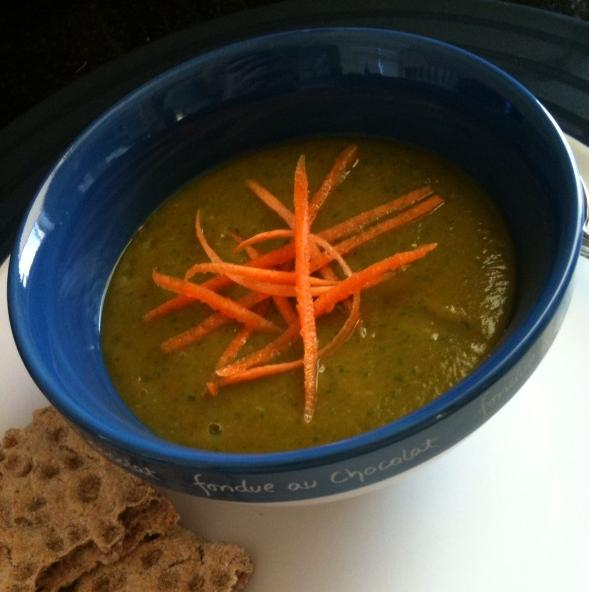Soup's On! ;)
