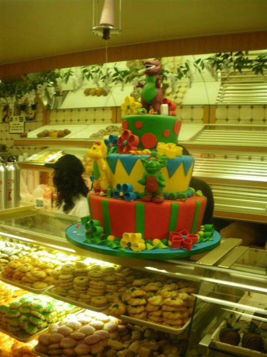 Hello, amazing cake!