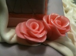 The roses I made :) First time I've ever made flowers...