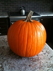 Hey, Pumpkin. ;)