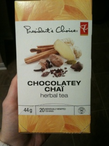 This is some good tea! :)